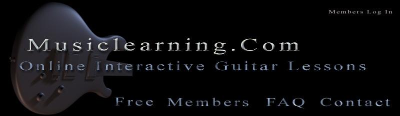 Tom Petty Guitar Lesson Free Falling